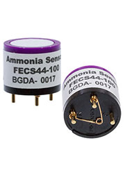 FECS44-100, датчик электрохим. аммиак (NH3) (0-100ppm)