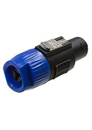 1-580, разъем speacon  шт  пластик на кабель 68.0мм