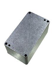 G111, корпус для РЭА 115x65x55мм алюминиевый
