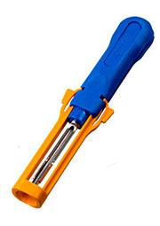 5-1579018-6, ручной инструмент для заправки клемм в разъем