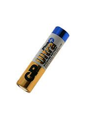 GP 24A-BC ULTRA ALKALINE ( LR03AAA286 ), батарейка GP 24A, Ultra, alkaline ( LR03,AAA,286 ), 1 шт.