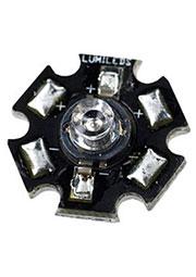 LXHL-FM3C, светодиод зеленый 58лм Star