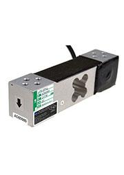 00LPS-200K-C3-00F, тензодатчик на 200кг, класс точности C3, уровень защиты IP66, длина кабеля 2 м