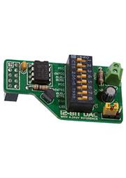 ME-DAC, плата 12-разрядного цифро-аналогового преобразователя