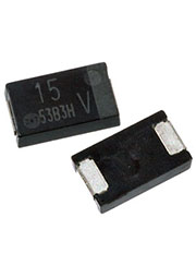 EEFCX1V150R, ЧИП электролит.конд.   15мкф  35В -55+105гр 7.3х4.3