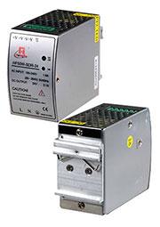 HF50W-SDR-24, источник питания на DIN рейку 24B, 50Вт 45х89.2х75.2