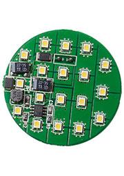 SHL0004-3200K, 50мм светодиод.сборка, для установки в светильники
