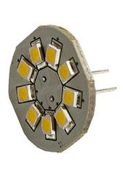 AR-G4BP-9E23-12V WHITE, Лампа G4  таблетка, Светодиоды smd 2835