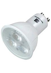 NS-GU10-H3-CW, Лампа светодиодная 3W 230V GU10 6000K 180lm 57x50 mm