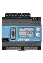 52.16.027, Анализатор качества электроэнергии UMG 605