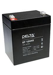 DT 12045, аккумулятор 12В 4, 5Ач 90х70х107,