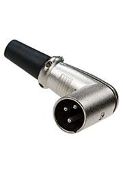 FD-2721(14-05-22) CANON, штекер xlr на кабель угловой