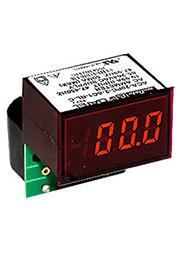 ACA-20PC-2-AC1-RL-C, цифр.амперметр Imax 20А Uп 85-264В красн.
