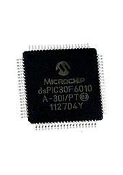 DSPIC30F6010A-30I/PT, TQFP80