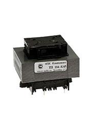 ТП114-К65, трансформатор питания (2х12В 0.55А)