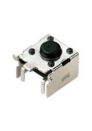 IT4-1102US9-160G-G, кнопка тактовая 7х7 угл. SMD h=4.3мм