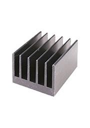 HS 184-50, радиатор алюминиевый  50x41x30