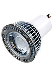 NS-GU10-G5-WW, Лампа светодиодная 5W 230V GU10 3000K 350lm 57x50 mm