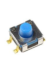 7914G-1-000E, кнопка тактовая 4.5х4.5 SMD h=4.1мм