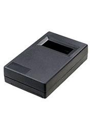 BOX-M33C, корпус пластик.с окном и бат. отсеком 74х118х29мм