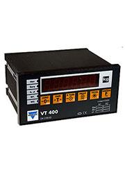 VT400-P-2030-E, VT400, LED, пластик, корп, внеш.пит. 24VDC, RS232, аналог вых.