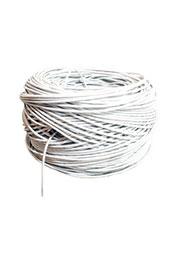 UTP4-S(PR), LAN кабель витая пара Cat.5E, 8 пров. однож..24AWG