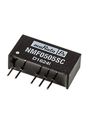 NMF0505SC, DC/DC TH 1Вт 5-5В SIP Single
