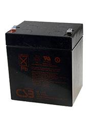 GP 1245, аккумулятор 12В 4, 5Ач 93х70х109