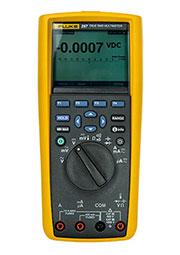 FLUKE 287, регистрирующий мультиметр True RMS