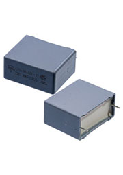 BFC233810474, Cap Film Suppression X1 0.47uF 440VAC PP 20% (31.5 X 15 X 25mm) Radial 27.5mm 105C