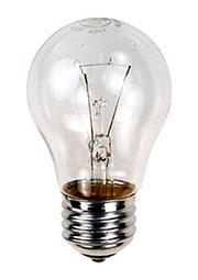 25A1/CL/E27, Лампа  25Вт, прозрачная, цоколь E27