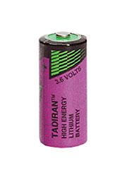 SL-861/PR, батарейка Li-SOCl2 3.6В 1.6Ачас Д14.7*33.5 -55+85гр