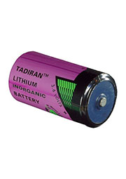 SL-2870/S, батарейка Li-SOCl2 3.6В 8.5Ачас Д26.2*50 -55+85гр