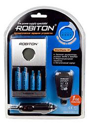 SMART DISPLAY, Зарядное устройство Robiton