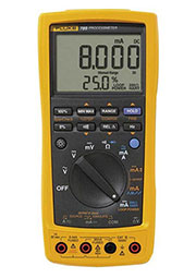 FLUKE 789, калибратор-мультиметр петли тока