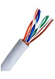 SFTP4-ST, LAN кабель витая пара Cat.5E,8пров. многож.24AWG,в 2-х экрана