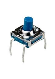 IT-7701HA-250G-G, кнопка тактовая 7х7 h=7мм герметичная
