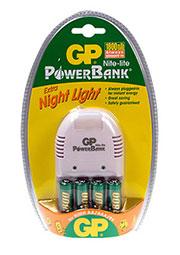 GP PB11GS180, BC4  зарядное устройство