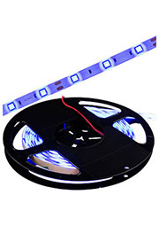 RTW2-5000SE BLUE, синяя гибкая светодиодная лента 12V,(5060,30Led(1м)