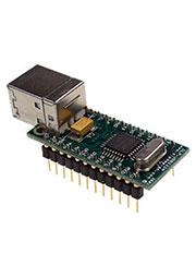 DLP-USB232M-G, мезонинный модуль на базе FT232BM,PBF