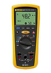 FLUKE 1507, цифровой мегаомметр