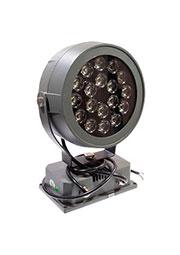 FEH103 3X6X1W, FEH103 3x6x1Вт RGB прожектор светодиодный с контроллером