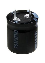 LSW470M2GN25M, (К50-35) 47мкФ 400В 85C 22x25 конденсатор электролитический алюминиевый