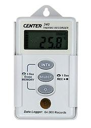 CENTER340, терморегистраторатор   -30 - 70 гр.