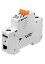 SV-49071-10-С, Автоматический выключатель 1 полюс.10А, отключ.сп. 10кА