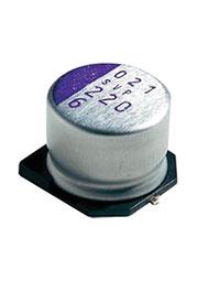 50SVPF39M, ЧИП конденсатор 39мкФ 50В -55+105С 8х12 5000ч