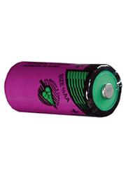 SL-761/S, батарейка Li-SOCl2 3.6В 1.0Ачас Д14.7*34.5 -55+85гр лепестки