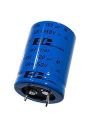 MAL205756101E3, конденсатор электролитический 100мкф 400В