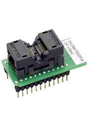 CONV DIL24W/ TSSOP24 ZIF 170, универсальный адаптер