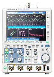 DLM2024, осциллограф смешанных сигналов
